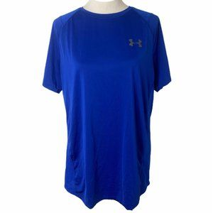 ~Mens Size large under armour fitted heat gear top